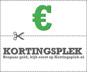 Bespaar geld, kijk eerst op Kortingsplek.nl!
